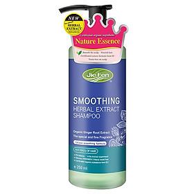 Dầu gội thảo dược Organic giúp tóc suôn mượt Jie Fen Smoothing Shampoo, Taiwan 250 ml
