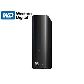 Ổ Cứng Di Động WD Elements Desktop 3.5 To USB 3.0 - Hàng Nhập Khẩu