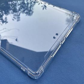 Ốp lưng trong suốt, không ố vàng, chống sốc 4 góc cho Apple iPad Gen 7, Gen 8 10.2 inch- hàng chính hãng Likgus