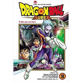 Dragon Ball Super Tập 10: Điều Ước Của Moro
