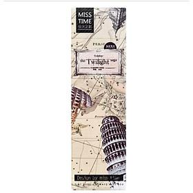 Hộp 30 Bookmark Đánh Dấu Sách The Twilight