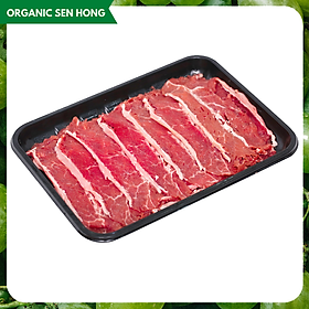 [Chỉ Giao HCM] - Thịt cổ bò Úc Hotpot 500gr