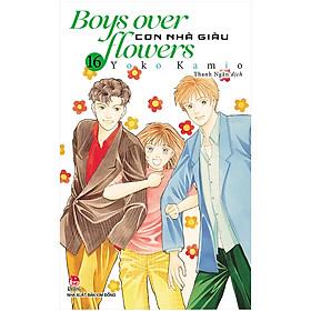 Boys Over Flowers - Con Nhà Giàu (Tập 16)