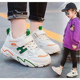 giày thể thao bé gáÍ phong cách hàn quốc  - TDD062