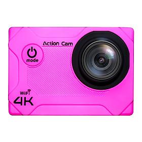Camera Quay Hành Động Với Ống Kính Rộng 1080p