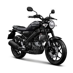 Xe máy Yamaha XSR, 155cc, nhập khẩu nguyên chiếc từ Indonesia .