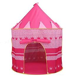 Lều bóng công chúa hoàng tử đáng yêu cho bé tặng kèm 100 quả bóng