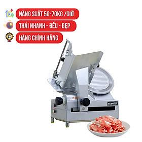 Máy Thái Thịt Đông Lạnh Tự Động SL 300E NEWSUN, Thái Đa Năng - Hàng Chính Hãng