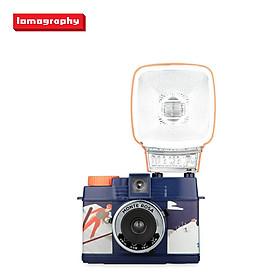 Máy chụp ảnh film 35mm Lomo Diana Mini & Flash - mẫu MONTE ROSA - thương hiệu Lomography - HÀNG CHÍNH HÃNG