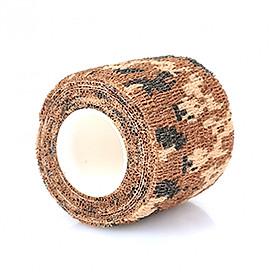 Hình đại diện sản phẩm Camo Tape Adhesive Fabric 4.5m Non-Woven Camouflage Flashlight Wrap
