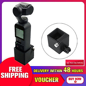 Selfie Stick Holder Extension Bracket Base For DJI OSMO Pocket Handheld Gimbal