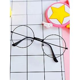 Kính Nobita Tròn Xoe Giả Cận Các Màu Siêu Dễ Thương KM02
