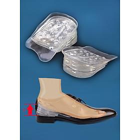 Lót giày độn đế tăng 3cm chiều cao freesize dùng cho cả nam và nữ PK02