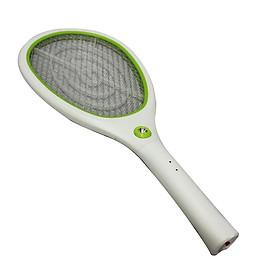 Vợt điện bắt muỗi ( Tặng 1 nút bịt ổ điện )