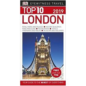 DK Eyewitness Top 10 London
