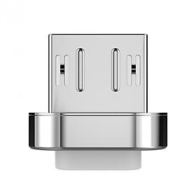 Đầu Nối Micro-USB Có Thể Tháo Rời Dodocool Bạc