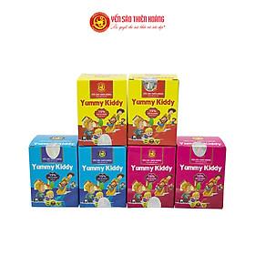 Combo 6 Lọ Yummy Kiddy 15% Mix Vị ( 70mlx6)