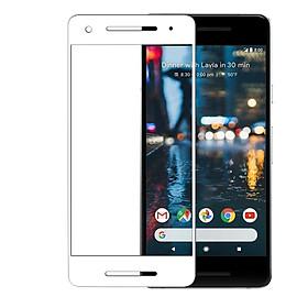 NWT Genuine Premium Full Coverage Tempered Glass Film For Google Pixel 2 5.0