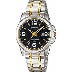 Đồng hồ nữ dây thép không gỉ Casio LTP-1314sg-1avdf