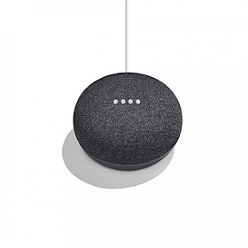 Loa thông minh trích hợp trợ lí ảo Google Home Mini (Charcoal) - Hàng Nhập Khẩu