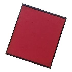Thẻ Mực Con Dấu Vuông Trodat Printer 4924 Màu Mực Đỏ - Hàng Nhập Khẩu