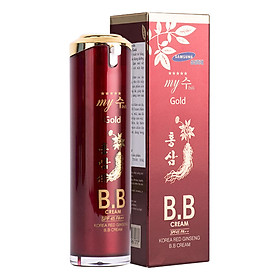 Kem Nền BB Cream Hồng Sâm Đỏ My Gold SPF45 Pa++ (40ml)