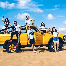 Tour Du lịch Phan Thiết - Mũi Né 3 Ngày 2 Đêm - Tiệc BBQ Hải sản - Nghỉ dưỡng Resort