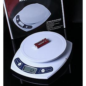 Cân điện tử- Cân thực phẩm tải trọng 3kg WH-B06 (Tặng móc treo dồ dán tường nhà bếp -giao ngẫu nhiên)