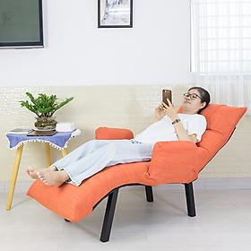 Queen plus - Ghế nằm thư giãn, đọc sách, xem phim, tựa lưng cho bà bầu và người già