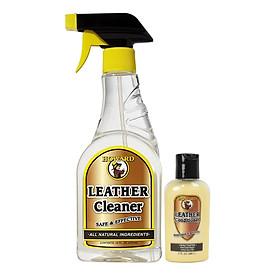 Bộ sản phẩm làm sạch và bảo dưỡng đồ da, sofa da, nội thất da, giả da Howard