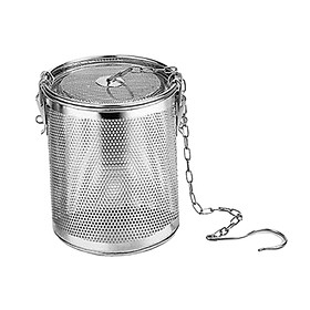 Stainless Steel Cup Strainer Can Strainer Spice Infuser Herbal Strainer Tea Filter Ball Mesh Filter Strainer, 3 Size Selection