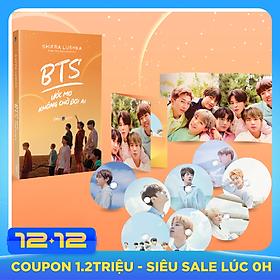 BTS Ước Mơ Không Chờ Đợi Ai (Sách Tặng Kèm Bộ Postcard CD BTS)
