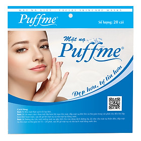 Mặt Nạ Puffme 20 miếng