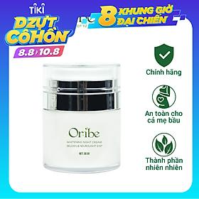 Kem dưỡng trắng da làm mờ nám chống lão hóa ban đêm ORIBE 30g