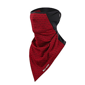 Face Mask Fleece Warm Face Mask Scarf Outdoor Windproof Cold Proof Towel Riding Equipment For Winter Mask