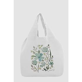 Túi Vải Tote Bag Phong Cách Nhật Bản In Họa Tiết XinhStore