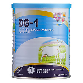 Sữa dê công thức DG-1 Goat Milk Infant Formula-0