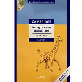 Cambridge Young Learners English Tests, Revised Edition Starters: Student's Book And Audio CD Pack