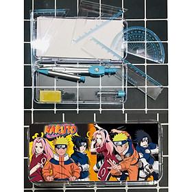Bộ compa 7 món Naruto