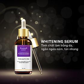 Tinh chất dưỡng trắng da Rooicell Whitening Serum-1