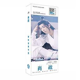 Bookmark Tiêu chiến Ngụy vô tiện Ma đạo tổ sư Trần tình lệnh mẫu 2