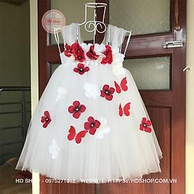 Váy tutu công chúa ️️ Quà tặng sinh nhật cho bé gái