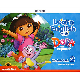 Learn English with Dora the Explorer 2 Student's Book