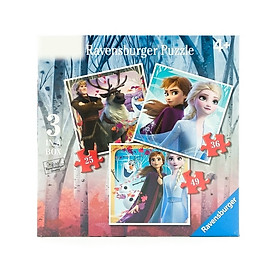 Xếp Hình Frozen 2: New Adventures RV030330