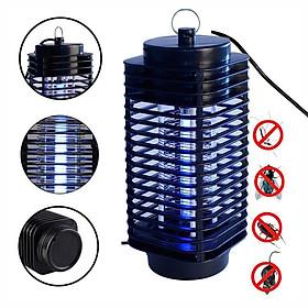 Đèn diệt côn trùng hình tháp, có móc treo