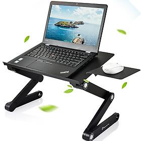 Bàn Xoay Thông Minh Dành Cho Laptop Và Máy Tính Bảng - Hàng Nhập Khẩu