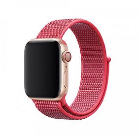 Dây vải đeo thay thế cho Apple Watch 42mm / 44mm hiệu Coteetci - Hàng chính hãng