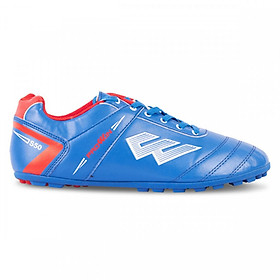 Giày Đá Bóng Sân Cỏ Nhân Tạo Prowin S50 tặng kèm tất đá bóng (màu xanh dương)