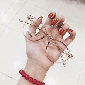 Gọng kính cận nhựa dẻo siêu bền Udany U213 phong cách thời trang Hàn Quốc
