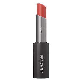 Son Môi Lì Dạng Thỏi Innisfree Real Fit Matte Lipstick 3.6G